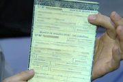 Prazo de licenciamento do veículo