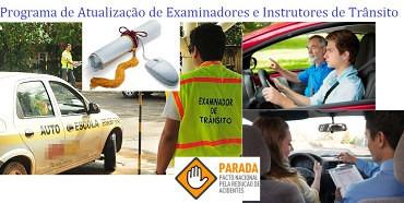 DENATRAN capacita examinadores e instrutores de trânsito com cursos online