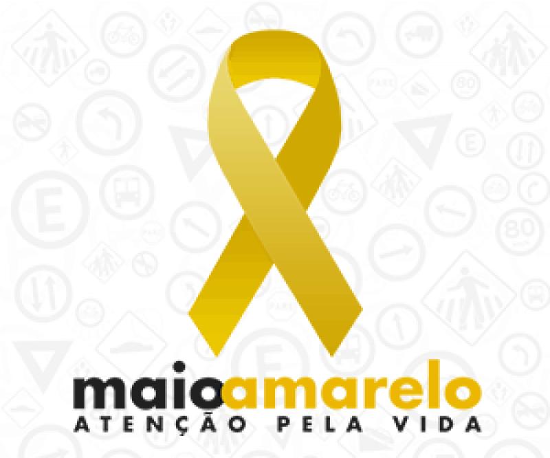 PARTICIPE DO MOVIMENTO MAIO AMARELO