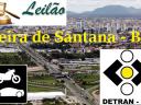 Leilão de veículos dia 29/10/2015 – Veículos apreendidos em Feira de Santana/BA